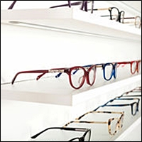 optical optometry retail store gallery