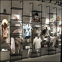 outrigger retail wall displays