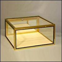 portable deep cases glass top 200