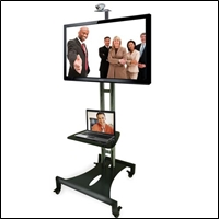 portable video stands commercial 200