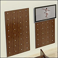 puck wall panels retail 200 2