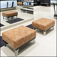 retail shoe store customer seating options 200