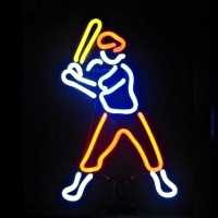 sporting goods neon signs 200