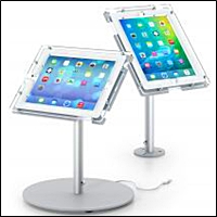 tablet display mounts 200