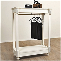vintage clothing racks for retail stores 200