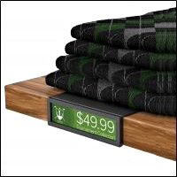 wood shelf talkers 200