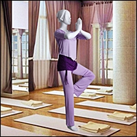 yoga mannequins for studios or retail store display 200