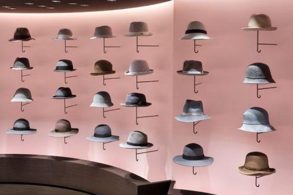 Hat Hanger Wall