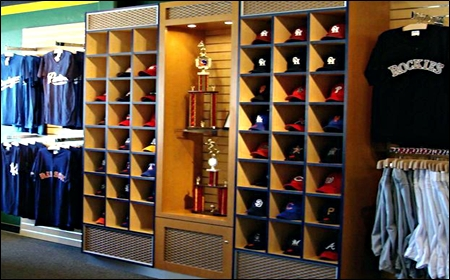custom retail hat displays design and fabrication 007