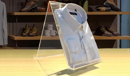 Apparel Displays Header