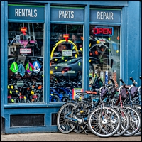 Bike Shop Gallery of Stores 200
