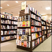 Book Shop Gallery of Stores 200