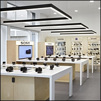 Camera Shop Gallery of Stores 200
