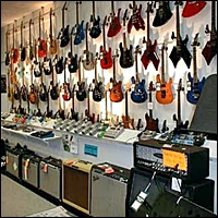 Music Store Gallery of Stores 200