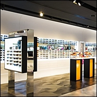 Sunglass Shop Gallery of Stores 200