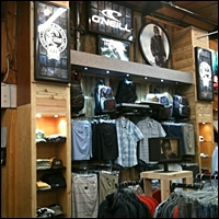 Surf Shop Gallery of Stores 200