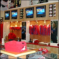 Team Shop Gallery of Stores 200
