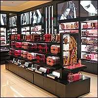 gallery of images of beauty and cosmetics store interiors 200