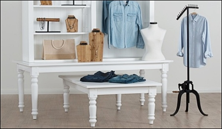 nesting table header