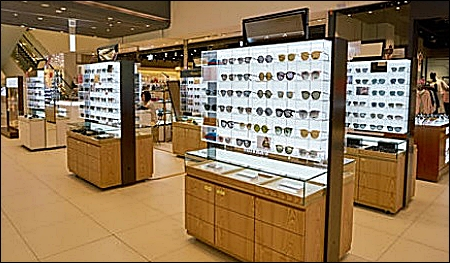 optical optometry and sunglass shops header