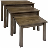 premium real wood nesting tables 200