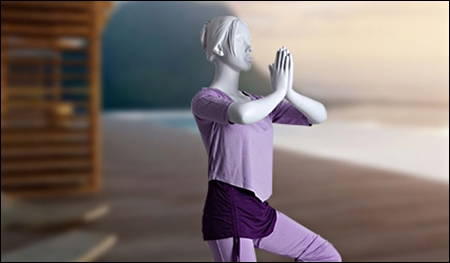 realistic yoga pose display mannequins header