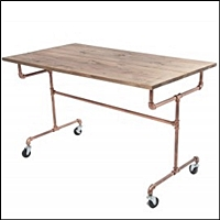 urban nesting tables pipe style 200